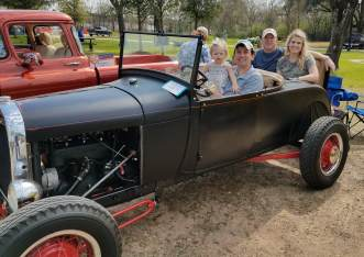 Tomball Car Enthusiast Show